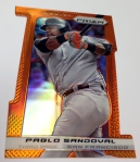 Panini America 2013 Prizm Baseball QC (105)