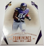 Panini America 2013 Prominence Football QC (11)