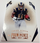 Panini America 2013 Prominence Football QC (14)