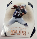 Panini America 2013 Prominence Football QC (15)