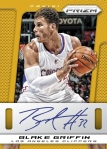 2013-14 Prizm Basketball Blake Gold Auto
