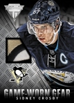 2013-14 Titanium Hockey Crosby