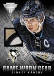 2013-14 Titanium Hockey Crosby