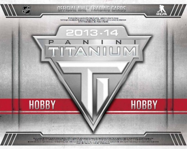 2013-14 Titanium Hockey Main