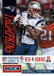 2013 Pepsi NEXT NFL Rookie of the Week 4 Nom 2