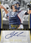 2013 Select Baseball Mauer