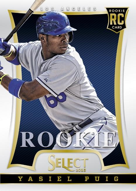2013 Select Baseball Puig
