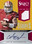 2013 Select Football Kaepernick