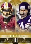 2013 Select Football RGIII Tarkenton