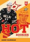 2013 Toronto Expo Hot Rookies 10