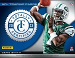 2013 Totally Certified Football Main