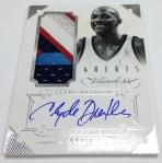 Panini America 2012-13 Flawless Basketball Autograph Mem (10)