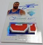 Panini America 2012-13 Flawless Basketball Autograph Mem (19)
