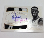 Panini America 2012-13 Flawless Basketball Autograph Mem (2)