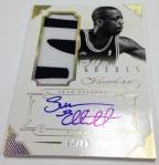 Panini America 2012-13 Flawless Basketball Autograph Mem (20)
