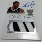Panini America 2012-13 Flawless Basketball Autograph Mem (22)