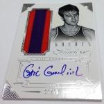 Panini America 2012-13 Flawless Basketball Autograph Mem (23)