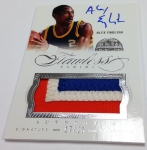 Panini America 2012-13 Flawless Basketball Autograph Mem (25)