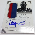 Panini America 2012-13 Flawless Basketball Autograph Mem (28)