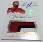 Panini America 2012-13 Flawless Basketball Autograph Mem (33)