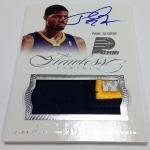 Panini America 2012-13 Flawless Basketball Autograph Mem (34)