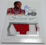 Panini America 2012-13 Flawless Basketball Autograph Mem (37)