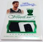 Panini America 2012-13 Flawless Basketball Autograph Mem (38)