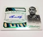 Panini America 2012-13 Flawless Basketball Autograph Mem (4)