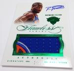 Panini America 2012-13 Flawless Basketball Autograph Mem (40)