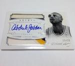 Panini America 2012-13 Flawless Basketball Autograph Mem (42)