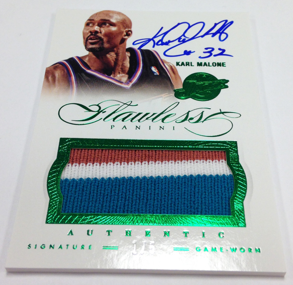 Inside Flawless: Signed-Patch Masterpieces Dazzle in 2012-13 Flawless