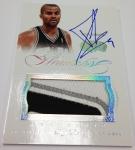 Panini America 2012-13 Flawless Basketball Autograph Mem (53)