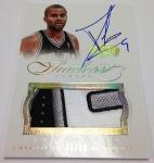Panini America 2012-13 Flawless Basketball Autograph Mem (54)