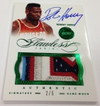 Panini America 2012-13 Flawless Basketball Autograph Mem (59)