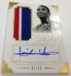 Panini America 2012-13 Flawless Basketball Autograph Mem (62)