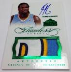 Panini America 2012-13 Flawless Basketball Autograph Mem (9)