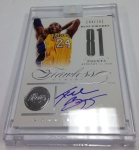 Panini America 2012-13 Flawless Basketball Autos (11)
