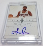 Panini America 2012-13 Flawless Basketball Autos (12)