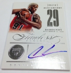 Panini America 2012-13 Flawless Basketball Autos (19)