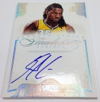 Panini America 2012-13 Flawless Basketball Autos (21)