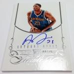 Panini America 2012-13 Flawless Basketball Autos (26)