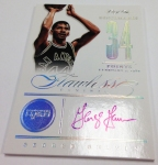 Panini America 2012-13 Flawless Basketball Autos (34)