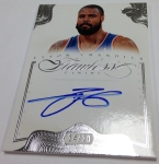 Panini America 2012-13 Flawless Basketball Autos (51)