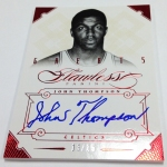 Panini America 2012-13 Flawless Basketball Autos (60)