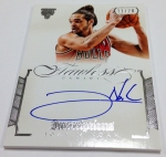 Panini America 2012-13 Flawless Basketball Autos (64)