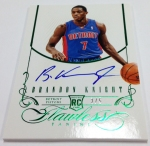 Panini America 2012-13 Flawless Basketball Autos (66)