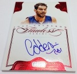 Panini America 2012-13 Flawless Basketball Autos (71)