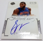 Panini America 2012-13 Flawless Basketball Autos (72)