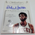 Panini America 2012-13 Flawless Basketball Autos (76)