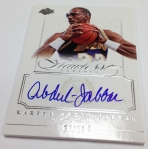 Panini America 2012-13 Flawless Basketball Autos (79)